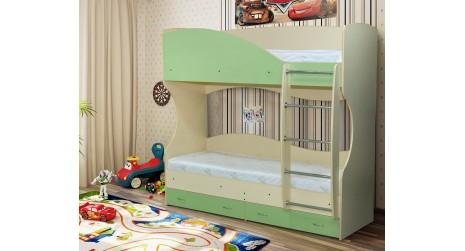 Детская кровать Радуга 8