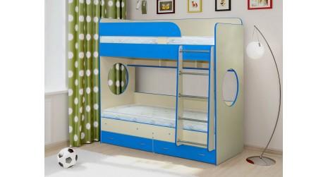 Детская кровать Радуга 7