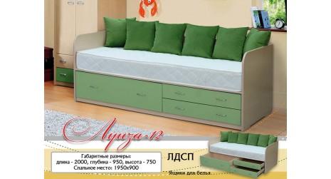 Детская кровать Луиза 12
