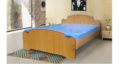 Кровать ЛДСП-1