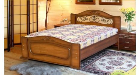 Кровать МДФ МК-20