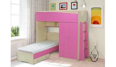 Детская кровать Радуга 5