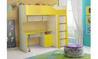 Детская кровать Радуга 2