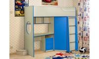 Детская кровать Радуга 3