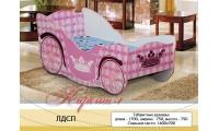 Детская кровать Карета 1