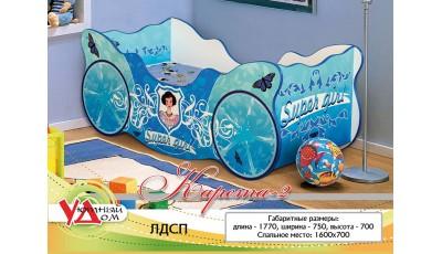Детская кровать Карета 2