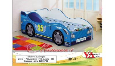Детская кровать Машинка 1