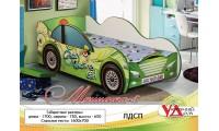 Детская кровать Машинка 5