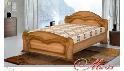 Кровать МДФ МК-15