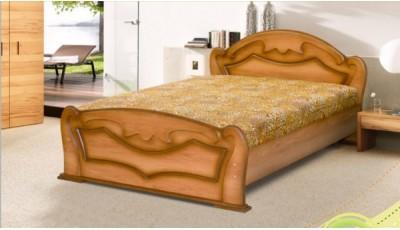 Кровать МДФ МК-16