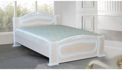 Кровать МДФ МК-17