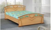 Кровать МДФ МК-5