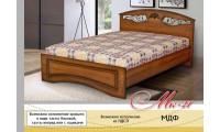 Кровать МДФ МК-21
